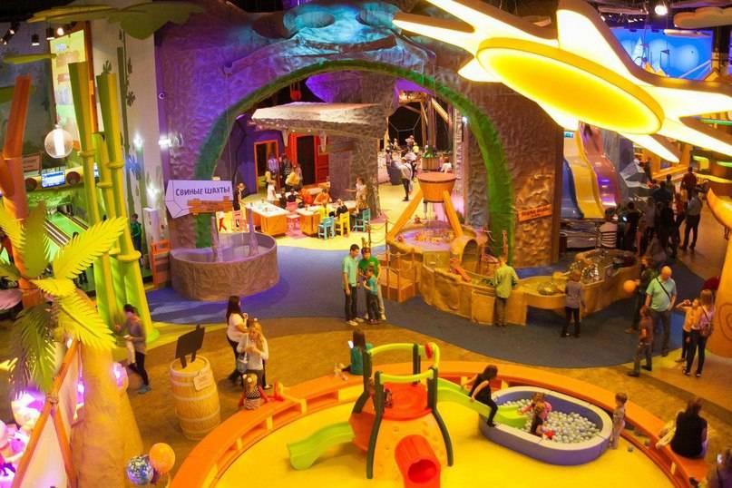 Детский развлекательный центр в калуге