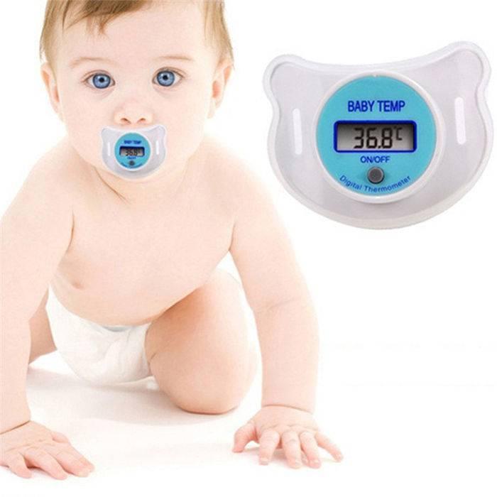 Топ-12 лучших детских термометров - рейтинг 2021