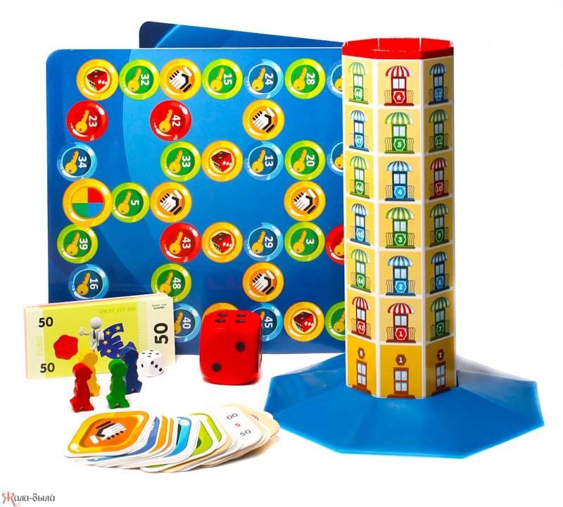 30 лучших настольных игр для детей - рейтинговое агенство simplerule