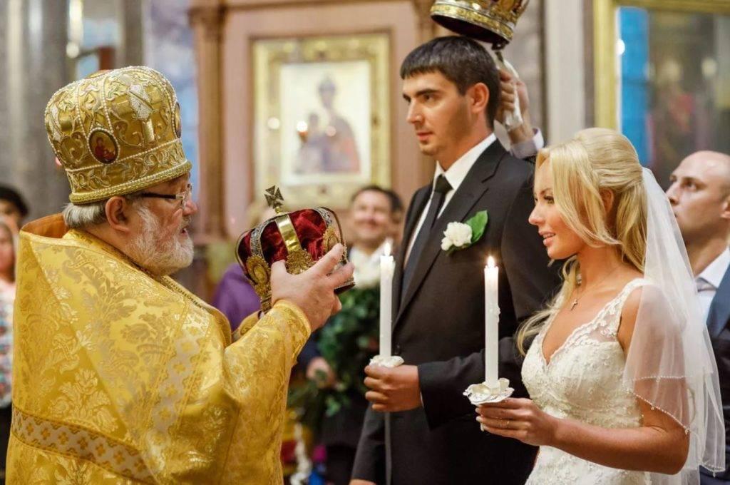 Венчание без регистрации в загсе   православие и мир