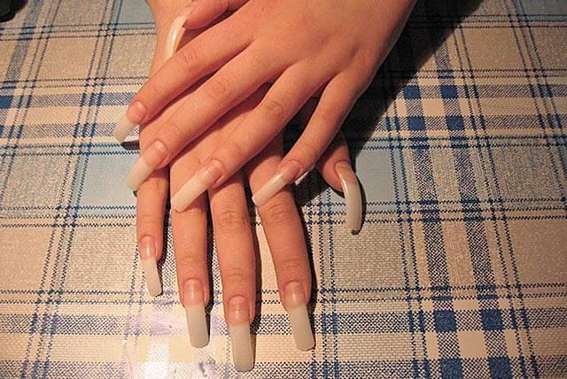 Со скольких лет можно наращивать ногти? - нет инфекции