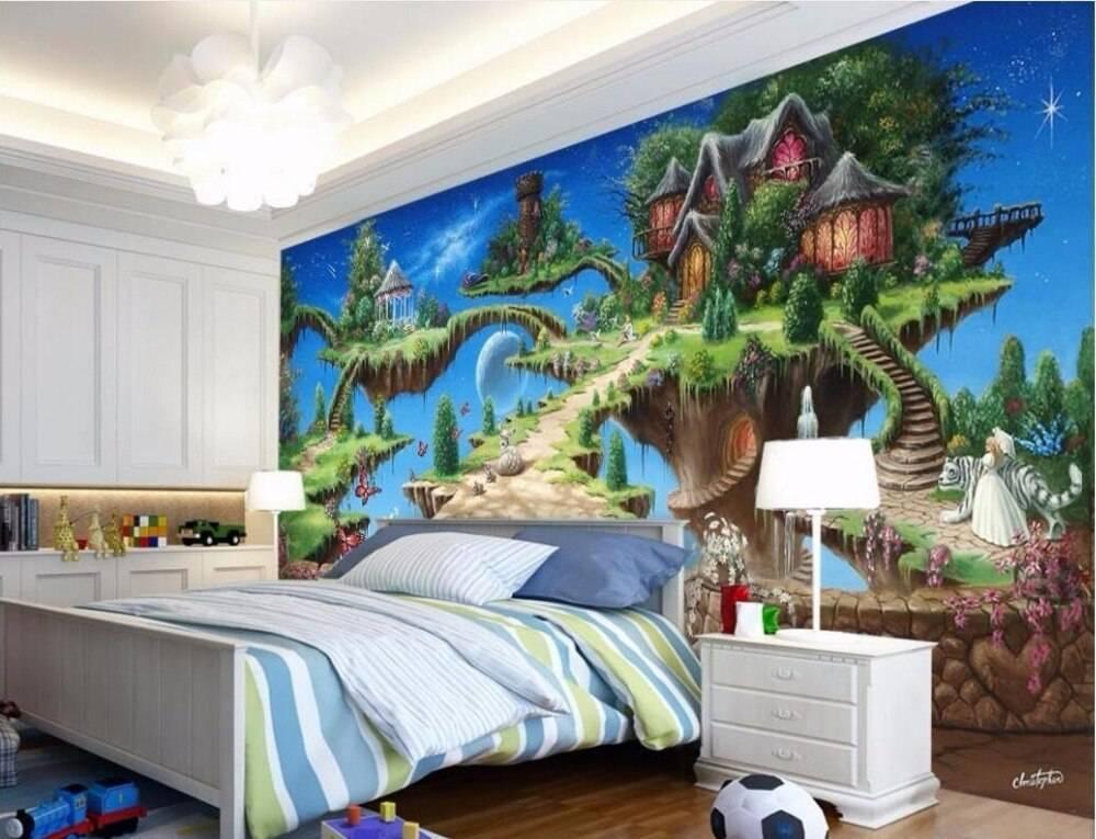 Детские фотообои для мальчиков (104 фото) — какие подойдут для стен в детской комнате и спальне, тачки, лего и гонки в интерьере