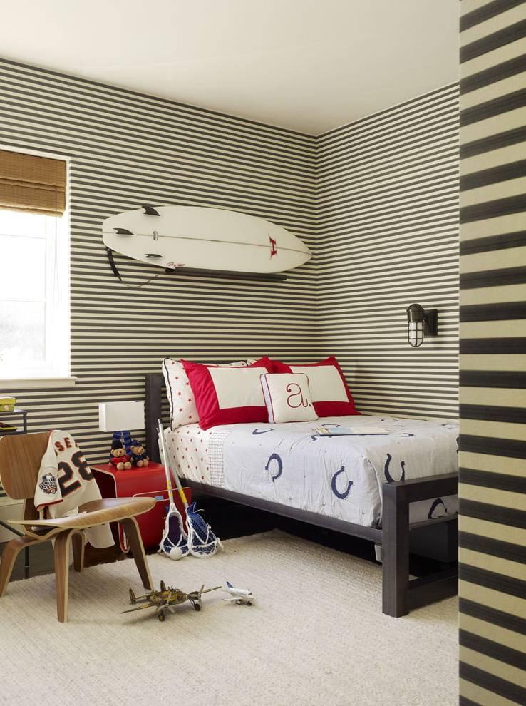 Обои для подростков (65 фото): как выбрать обои на стены в детскую комнату для мальчиков, серые полотна с граффити в спальню для разнополых детей