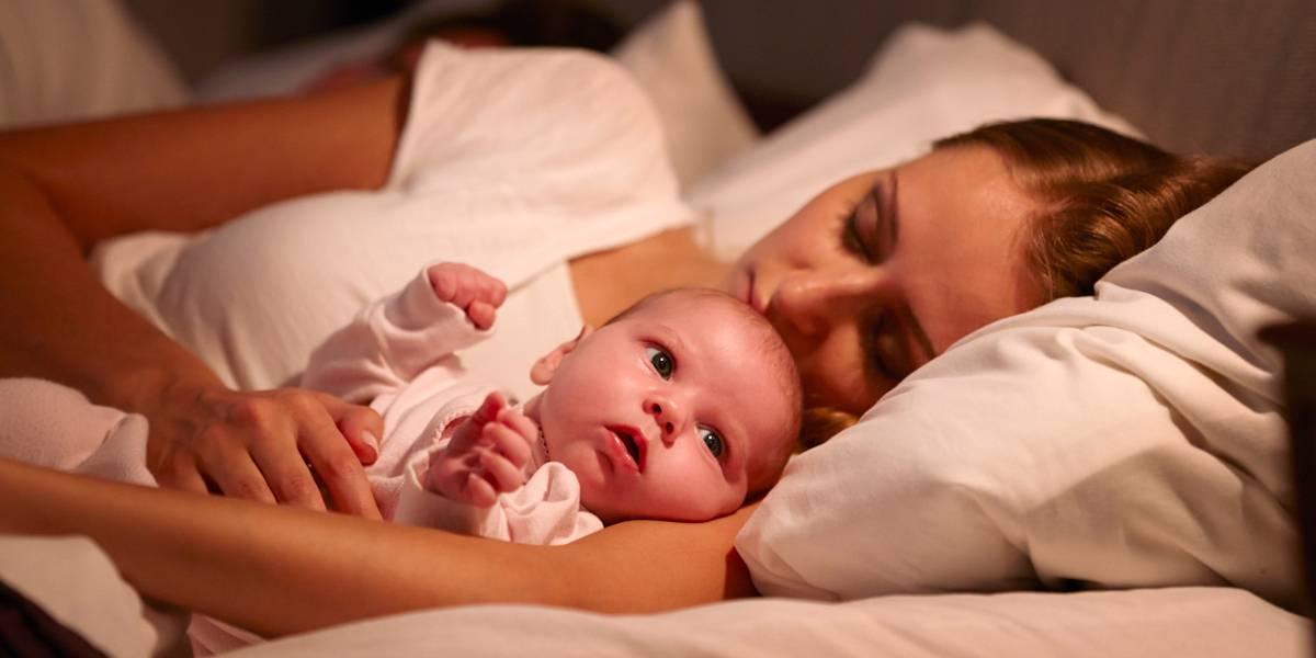 Как маме отучить ребенка от ночных кормлений