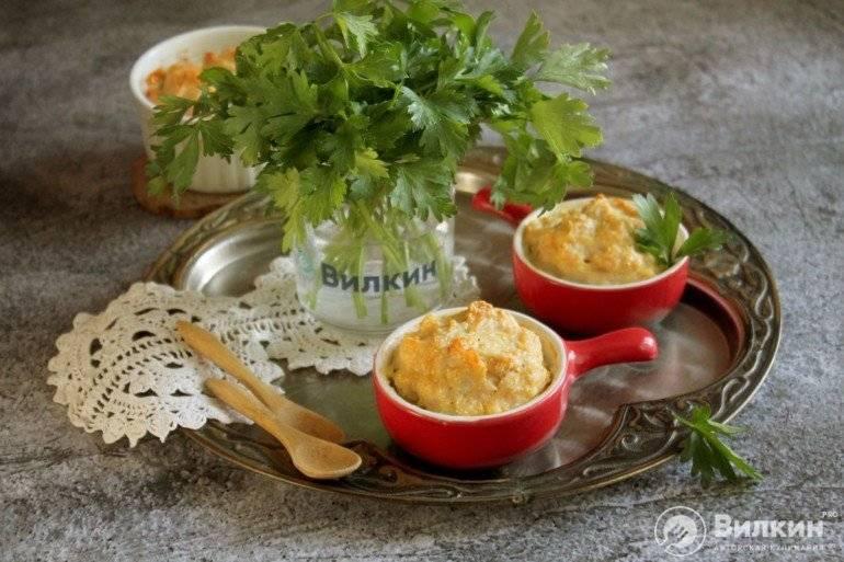 Суфле из курицы - рецепты как в детском саду, в духовке, мультиварке и на пару
