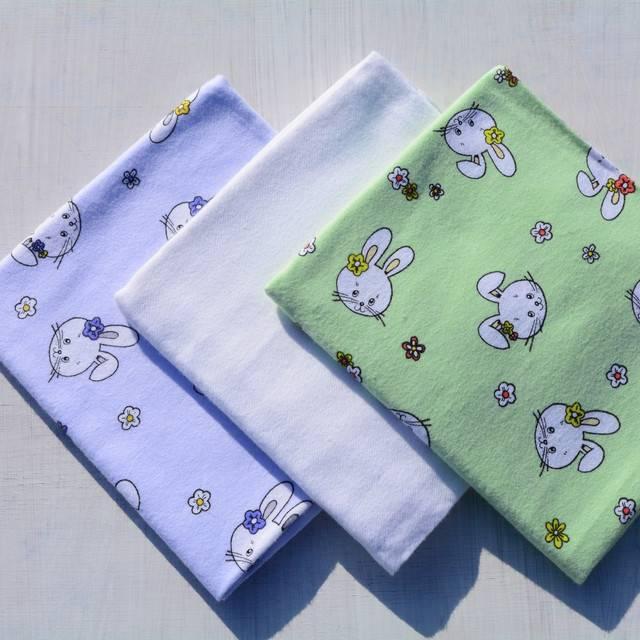 Фланелевые пеленки: особенности и советы по использованию