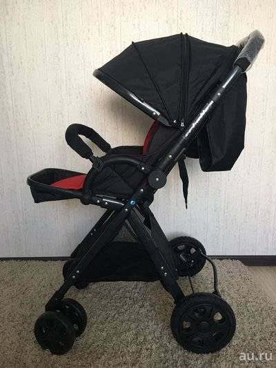 Как выбрать детскую коляску для ребенка