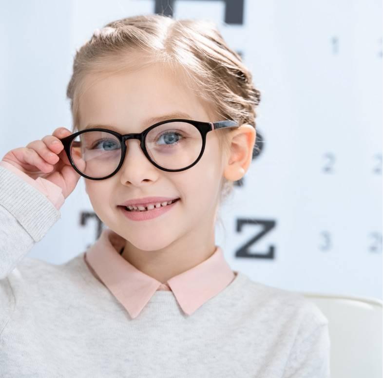Модные женские очки для зрения 2021
