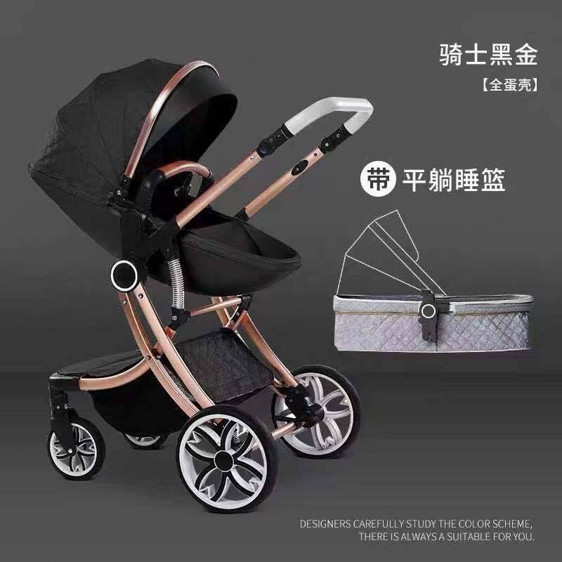 Модные коляски: как выбрать стильную и практичную модель?