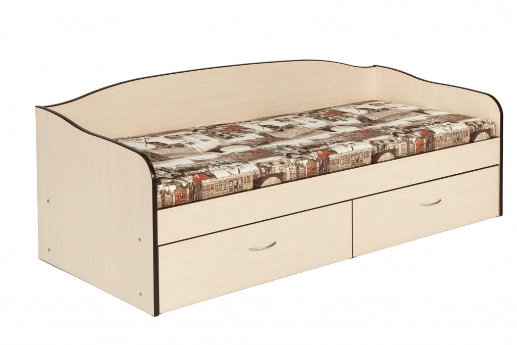 Детская кровать с ящиками (37 фото): односпальные для хранения для детей от 3 лет