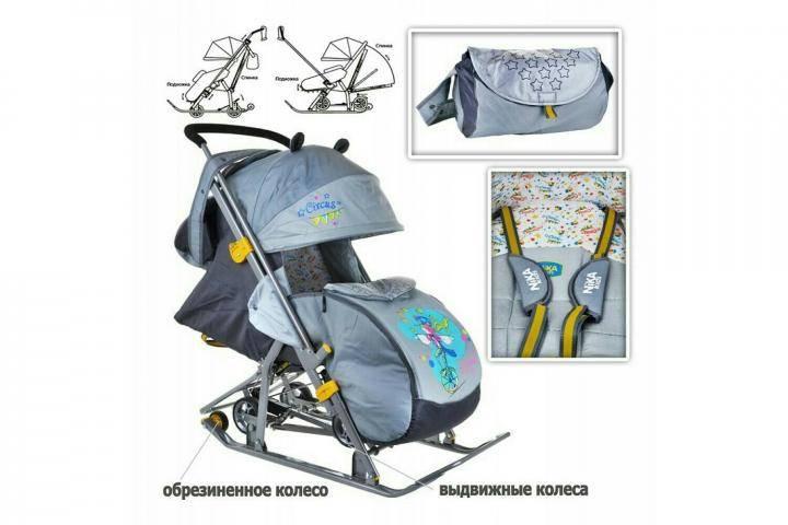 Санки «ника» (61 фото): как сложить модель «ника детям» с колесами? обзор модели «тимка» и «ветерок»