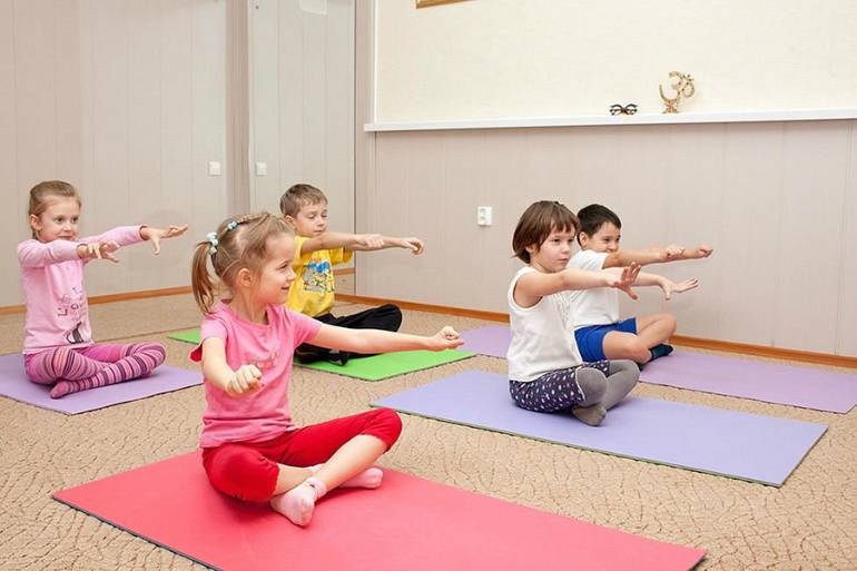 Комплекс упражнений лечебной гимнастики для детей