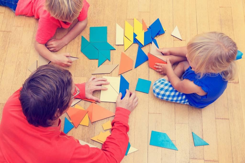 Внимание ребенка: особенности и способы развития