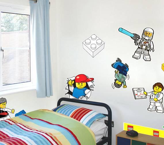 Фотообои в комнату для мальчика