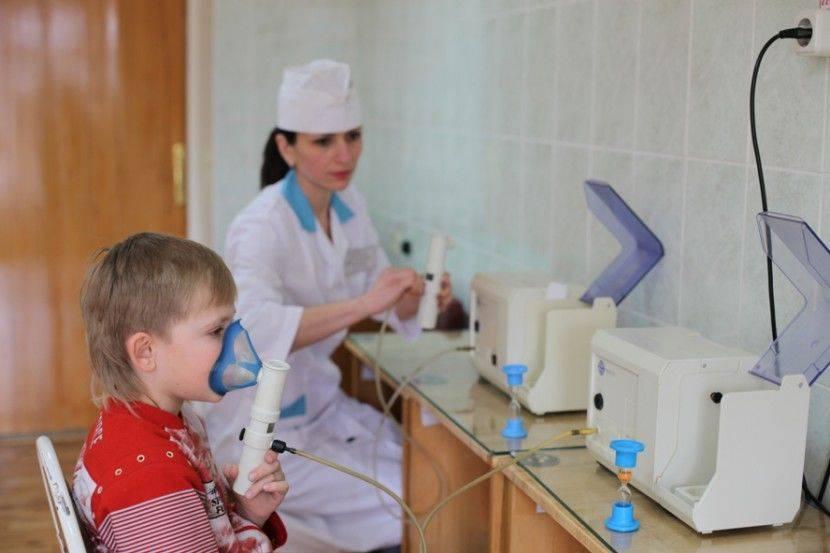 Топ-7 бронхолегочных санаториев для детей с родителями на 2020 год