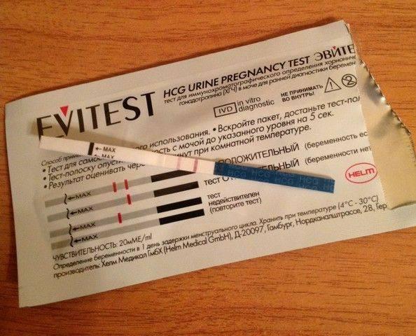 Почему тест не показывает беременность при ее наличии, когда задержка есть