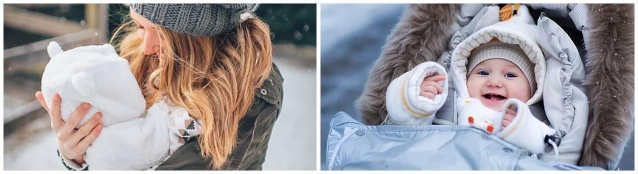 Стоит ли гулять на улице зимой, если ребенок кашляет и есть насморк