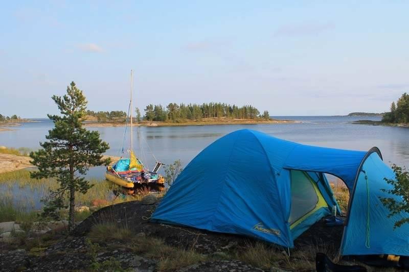 Топ-7 мест для отдыха в ленинградской области осенью и зимой / новости на profi.travel