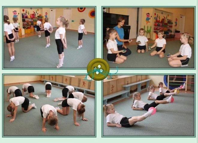 Лфк для детей: упражнения в группе - занятия, особенности лечебной гимнастики для дошкольного возраста