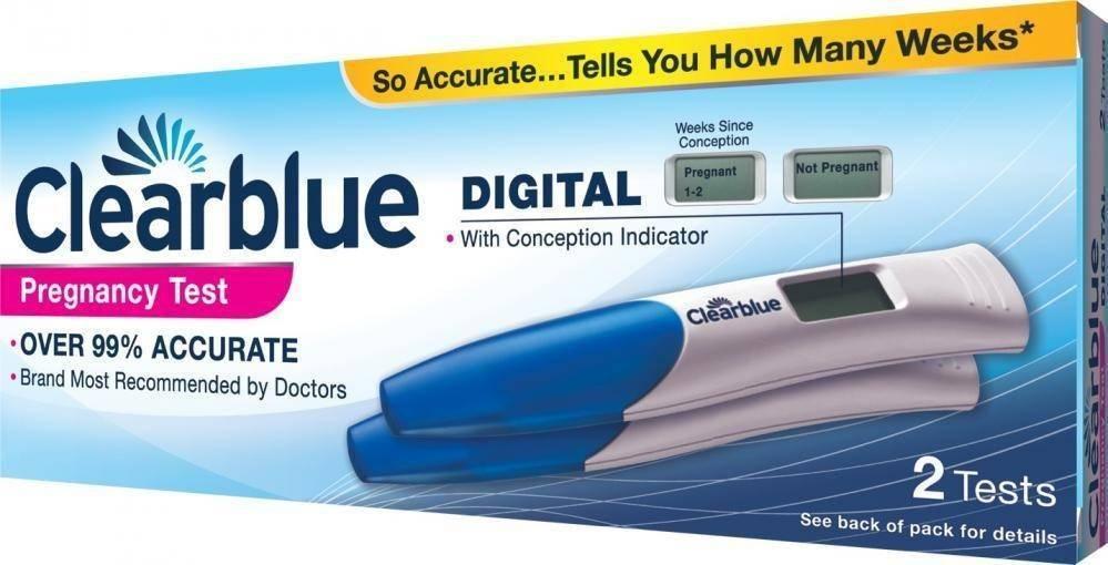 Цифровой тест на беременность - описание, цена, отзывыбеременность, роды и уход за ребенком
