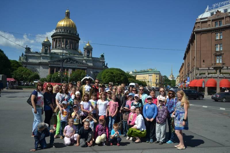 Многодневные туры для поездки с детьми | туристическая фирма «вокруг света»
