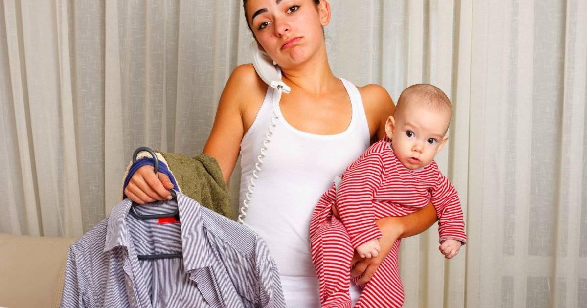 Устала быть мамой. причины усталости от детей. как справиться с усталостью