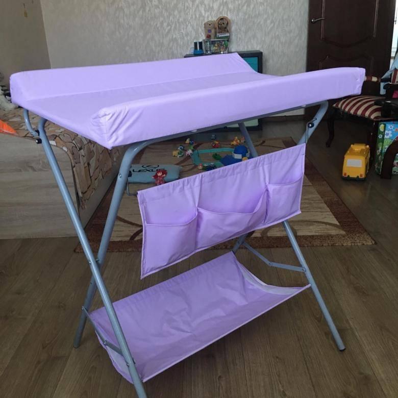 Как выбрать пеленальный столик для новорожденного | молодая мама