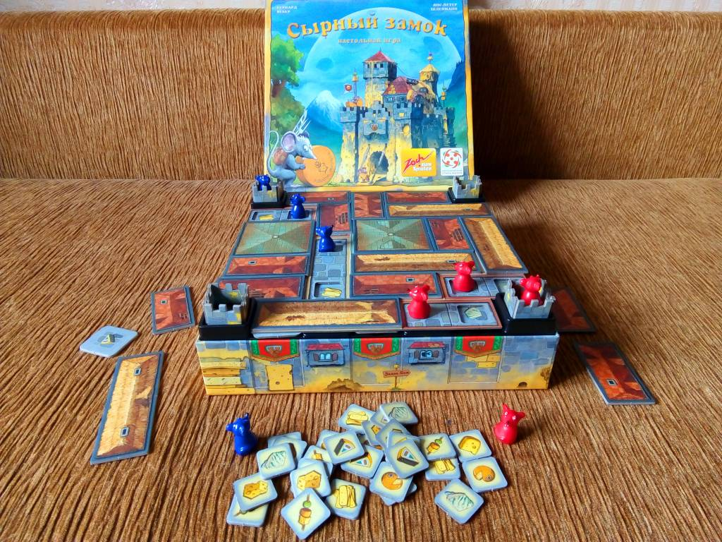 27 лучших настольных игр для детей - рейтинг 2021