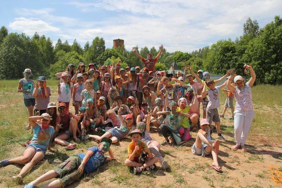 Тематические детские лагеря