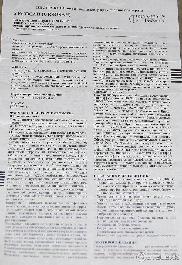 Урсосан®