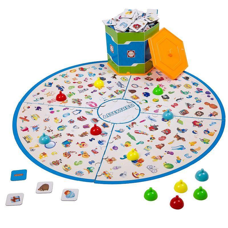 Лучшие настольные игры для детей, рейтинг, обзор