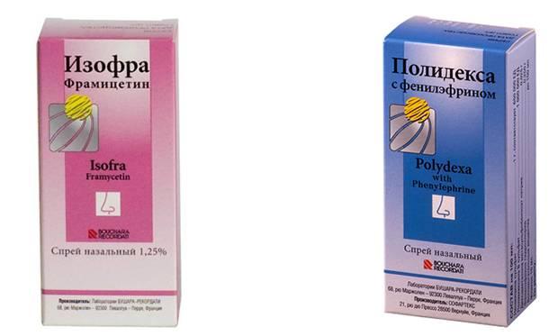 Изофра или полидекса, что лучше и в чем разница