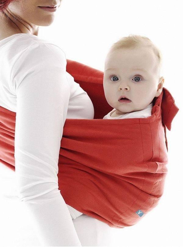 Слинг для новорожденных своими руками, как пошить слинг для ребенка самостоятельно
