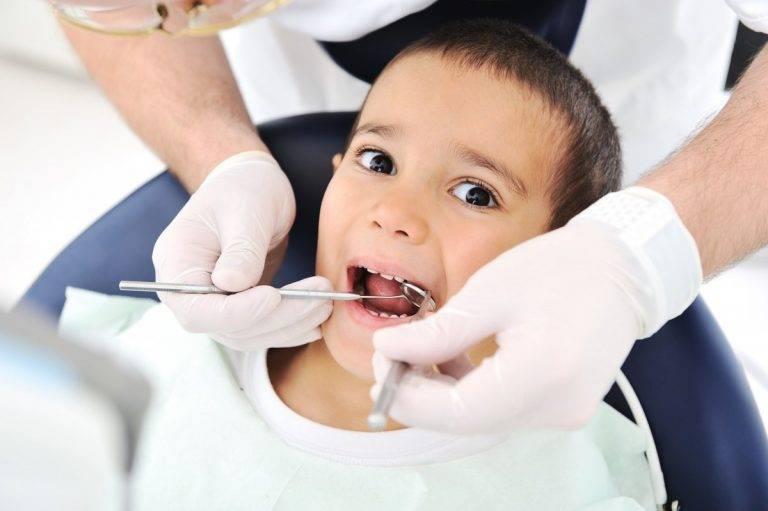Лечение пульпита постоянных детских зубов   динозубрик - детская стоматология в нижнем новгороде