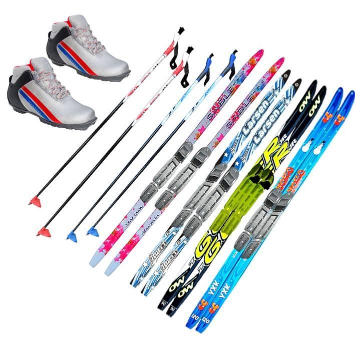 Как выбрать коньковые лыжи по росту, весу, бренду
