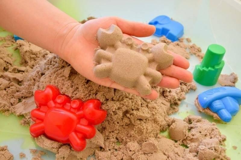 Чем космический песок отличается от кинетического | много хороших и полезных советов