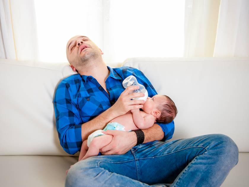 Что должен знать молодой отец: 10 советов
