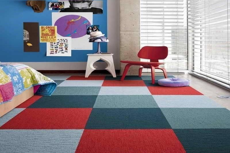 Как выбрать ковролин в детскую комнату. информационный строительный сайт |