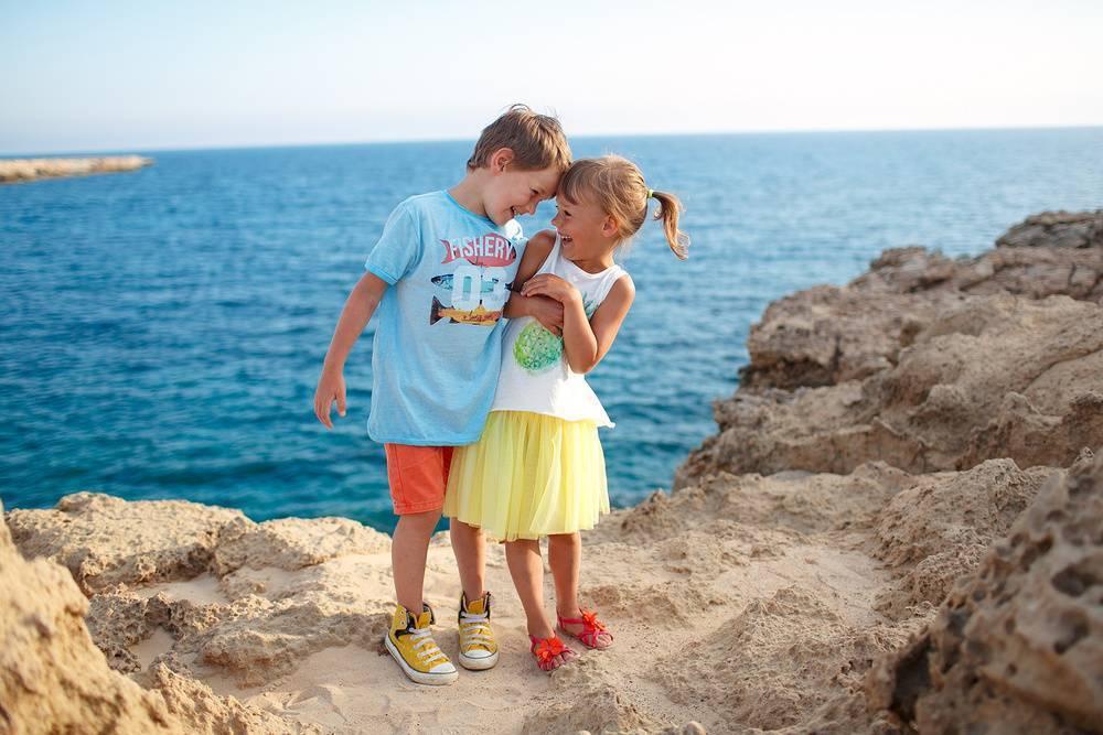 Отдых с ребенком в айя-напе