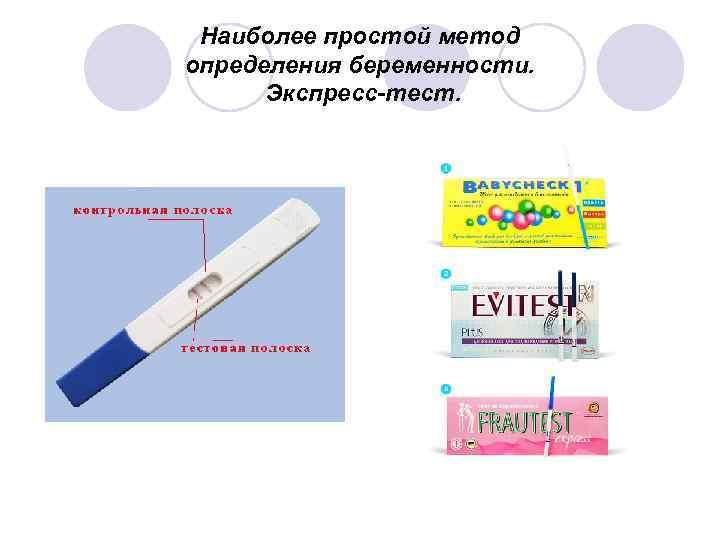 Как определить беременность без теста в домашних условиях