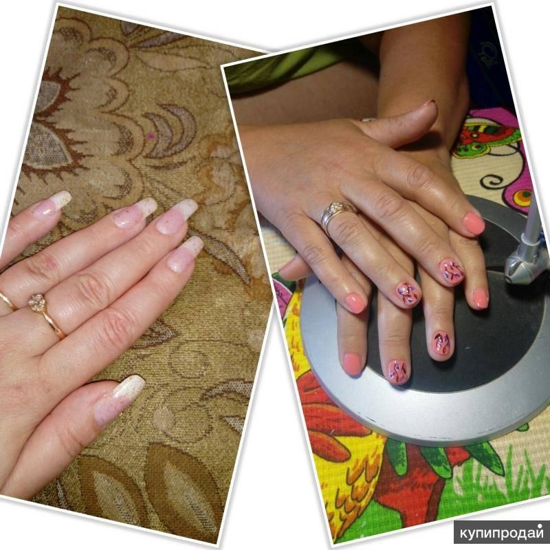 Как нарастить ногти в домашних условиях: советует профессионал