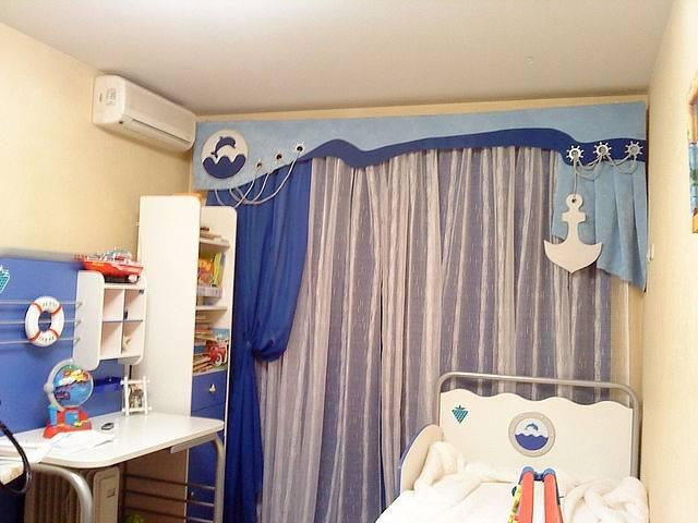 Шторы в морском стиле: в гостиную, в спальню, на кухню, в зал и детскую