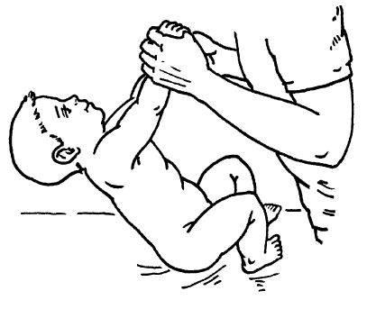 Как научить ребенка держать голову лежа на животе, в вертикальном положении