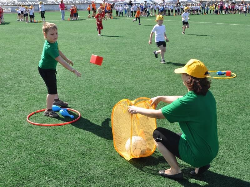 Спорт для детей   справочник садовской