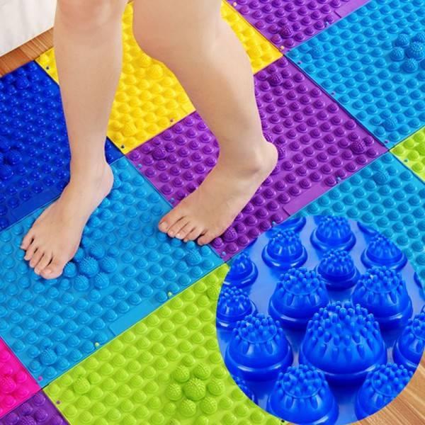 Массажные детские коврики
