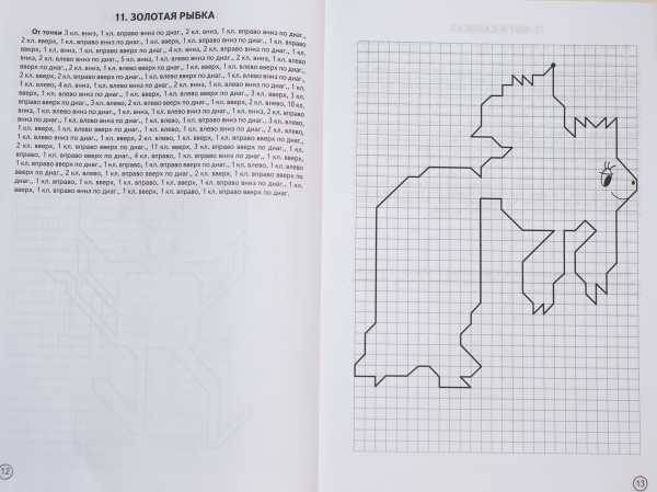 Конспект занятия «заяц. графический диктант: рисование по клеточкам» (подготовительная группа). воспитателям детских садов, школьным учителям и педагогам - маам.ру