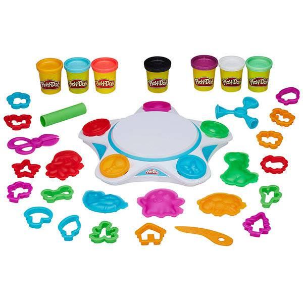 Почему так популярен пластилин Play-Doh и какой набор выбрать?