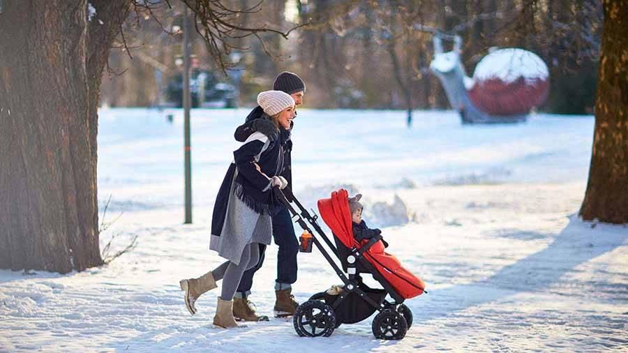 Как гулять с ребенком зимой? | блог анны сёмовой