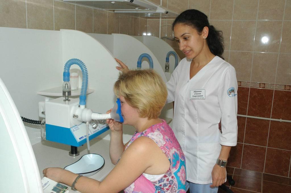 Лучший санаторий с лечением органов дыхания для взрослых и детей