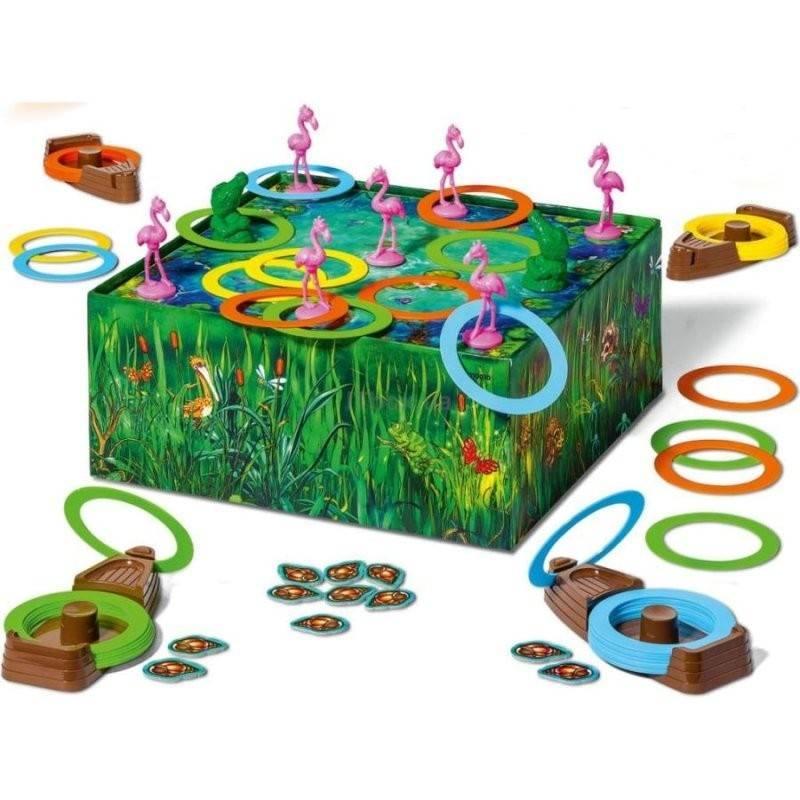 Настольные игры для детей: развиваемся – играя.